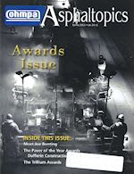 Gazzola Paving was featured in the Awards Issue of Asphaltopics in Spring of 2011
