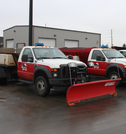 The Gazzola Fleet, Gazzola Paving