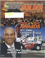 Gazzola Paving was featured in Road Builder magazine
