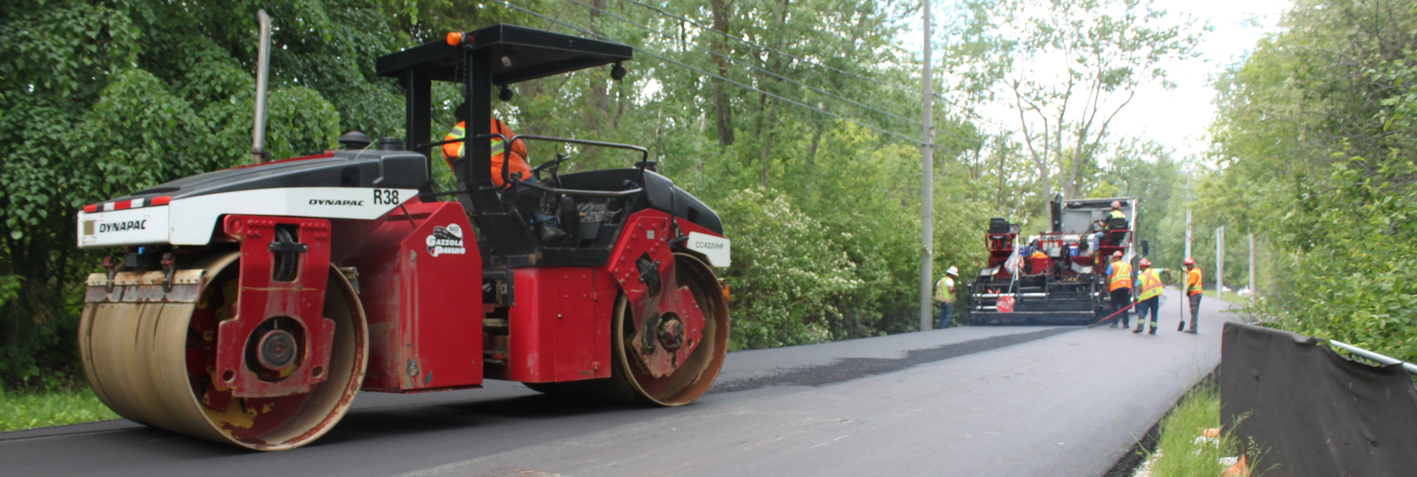 Gazzola Paving | Paving, Roadbuilding, Construction, Asphalt & Snow Removal Services in the GTA